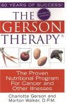 the gerson therapy book