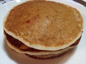 petit pancake stack