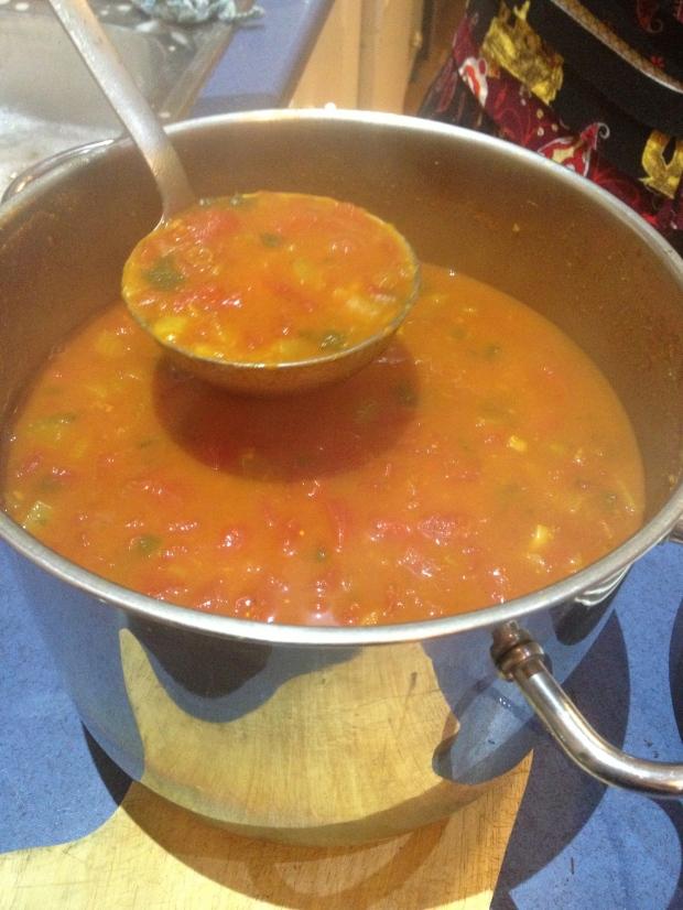 Lentil 'Soup'