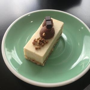 Chai Cake @ Pana Chocolate